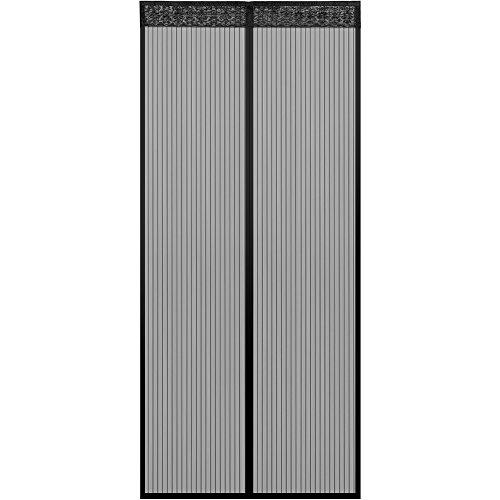 anpro fliegengitter t r moskitonetz t r 100 x 220cm. Black Bedroom Furniture Sets. Home Design Ideas