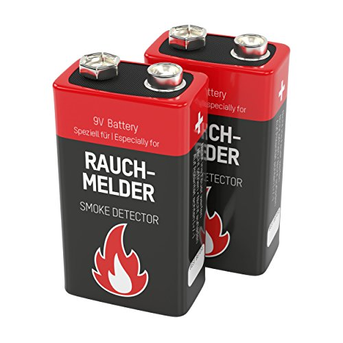 ansmann batterie speziell f r rauchmelder feuermelder brandmelder co melder longlife alkaline 9v. Black Bedroom Furniture Sets. Home Design Ideas
