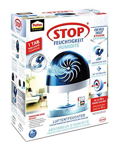 pattex stop feuchtigkeit aero 360 luftentfeuchter r ume. Black Bedroom Furniture Sets. Home Design Ideas