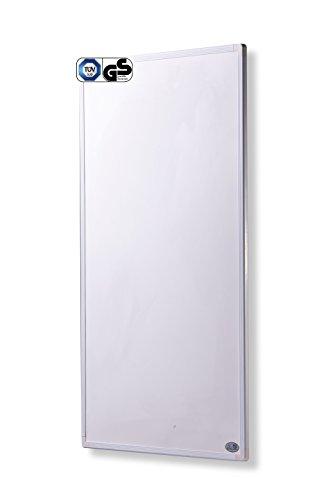 fern infrarot heizung 600 watt mit thermostat gs t v deutscher hersteller extrem d nne heizung. Black Bedroom Furniture Sets. Home Design Ideas