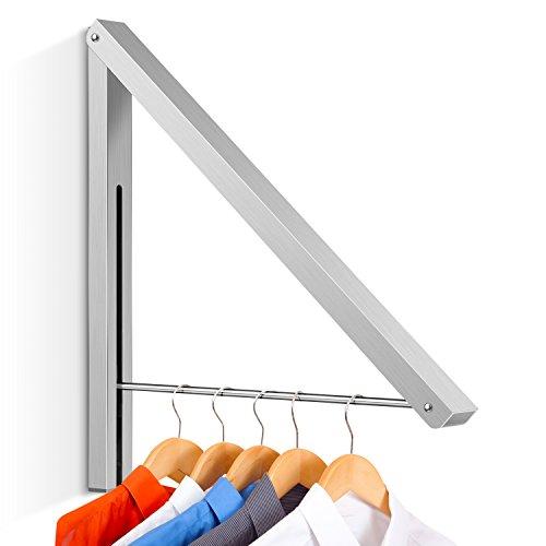 amzdeal kleiderhaken klapphaken wandhaken geeignet f r wohnzimmer bad schlafzimmer b ro nakilep. Black Bedroom Furniture Sets. Home Design Ideas
