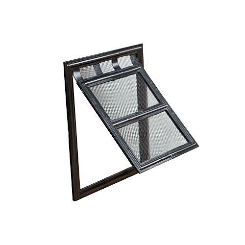 insektenschutz fliegengitter t r alurahmen start in wei braun oder anthrazit 100 x 210 cm. Black Bedroom Furniture Sets. Home Design Ideas