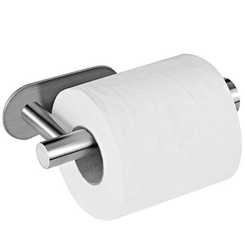 Toilettenpapierhalter, Aikzik® Ohne Bohren Papierhalter ...
