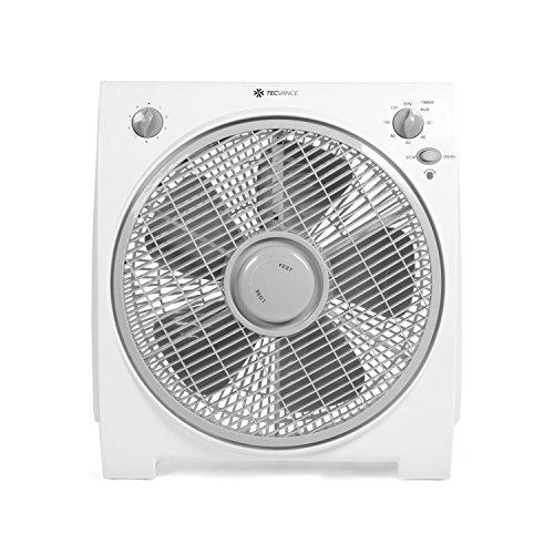 ventilator windemaschine mit 4 stufen und timer gs gepr ft tecvance box nakilep. Black Bedroom Furniture Sets. Home Design Ideas