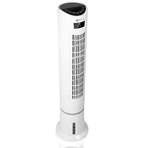 tecvance turmventilator s ulenventilator mit ionisator 3 geschwindigkeitsstufen und. Black Bedroom Furniture Sets. Home Design Ideas