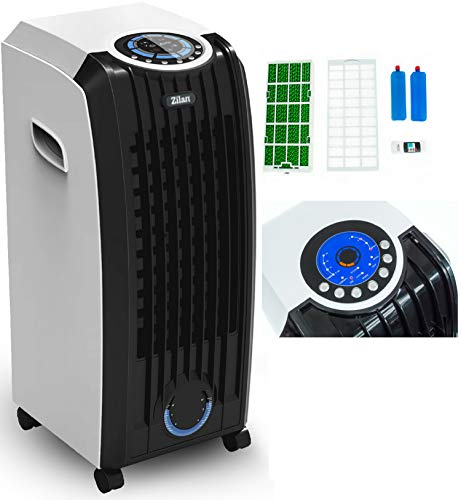 3in1 aircooler mobile klimaanlage klimager t klima. Black Bedroom Furniture Sets. Home Design Ideas